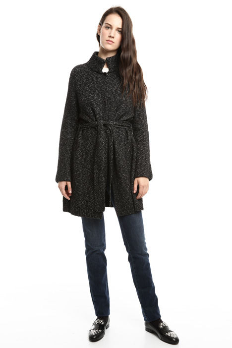 Belted wool coat Intrend