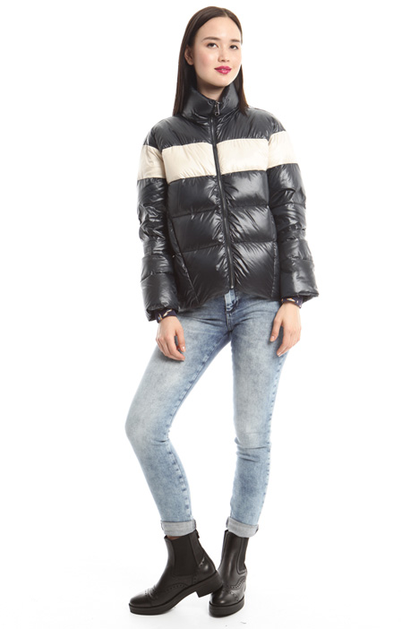 Technical down jacket Intrend
