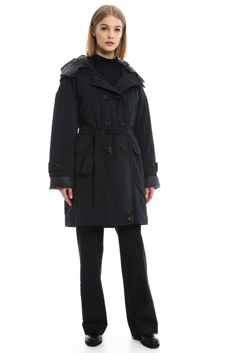 Padded rain coat Intrend