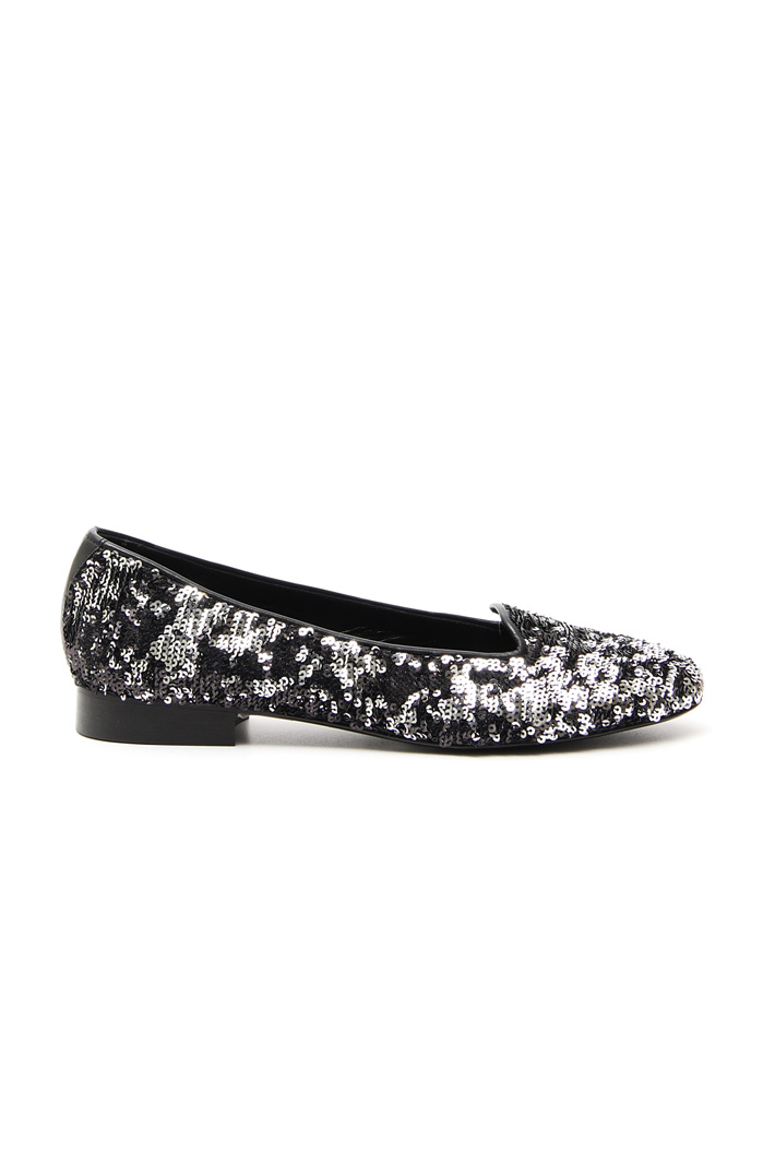 Slipper in paillettes Intrend