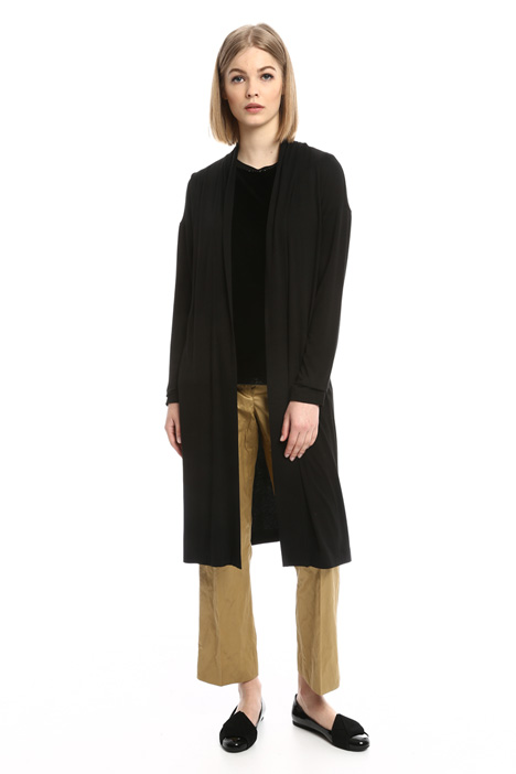 Long jersey cardigan Intrend