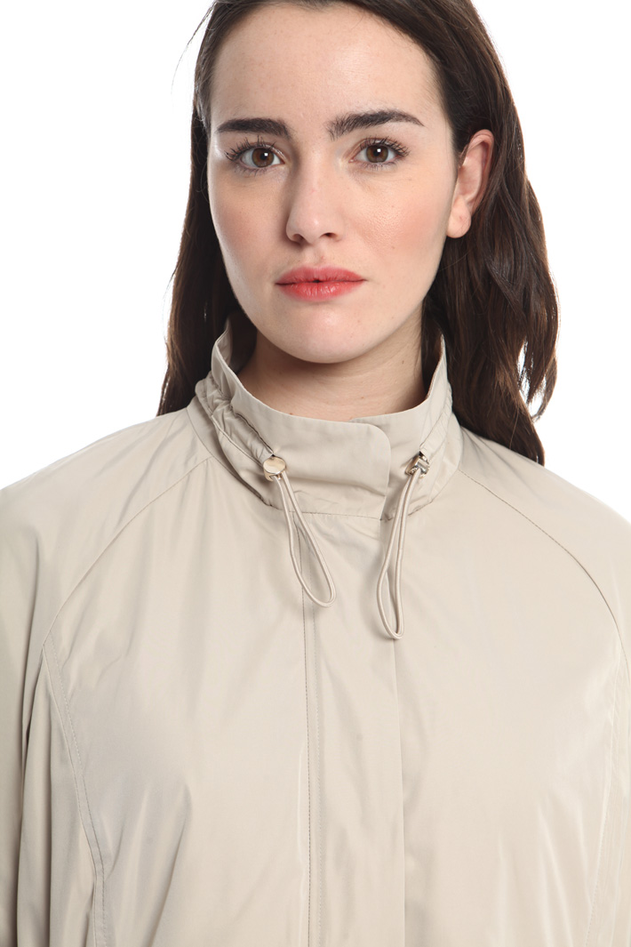 Jacket in technical fabric Intrend