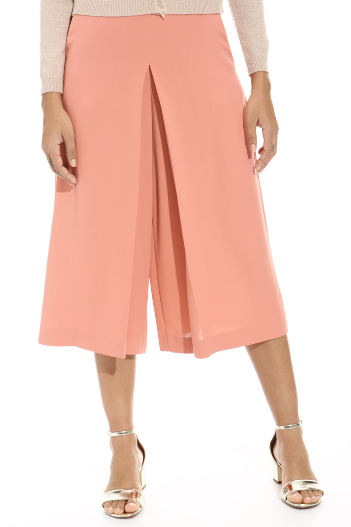 Divided skirt in cady Intrend