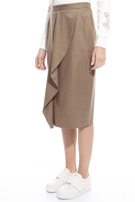 Flounced edge skirt Intrend