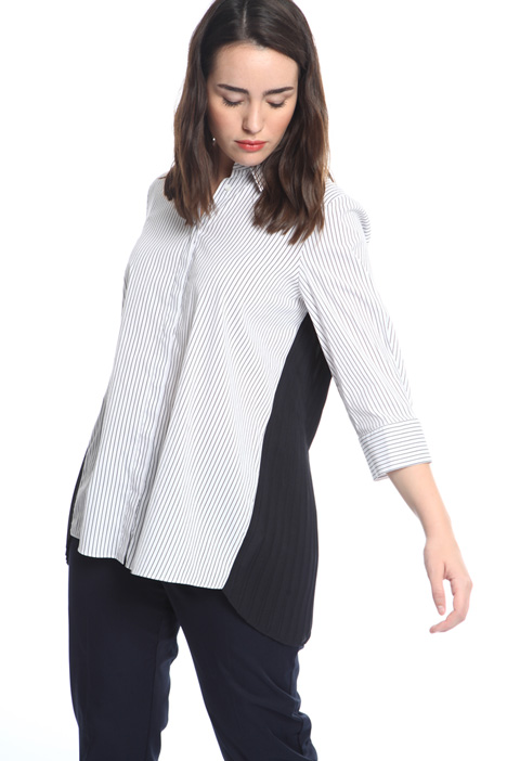 Stretch cotton shirt Intrend