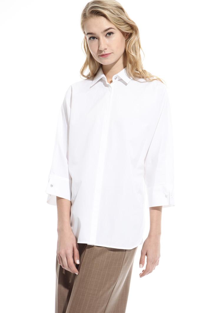 Cotton kimono shirt Intrend