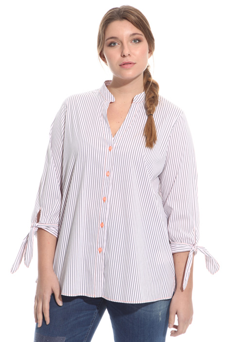 Camicia in tessuto stretch Intrend