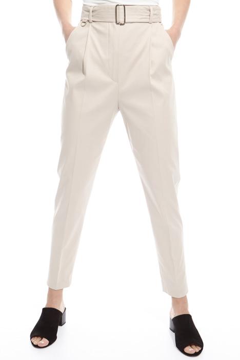 Pantalone cintura coordinata Intrend