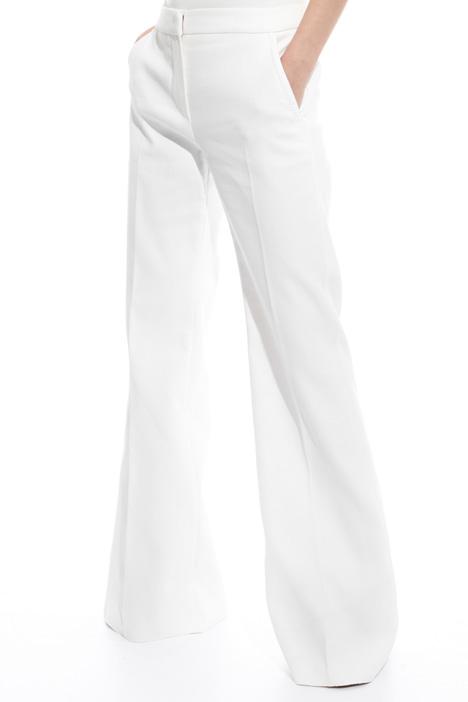 Pantalone palazzo in cotone Intrend