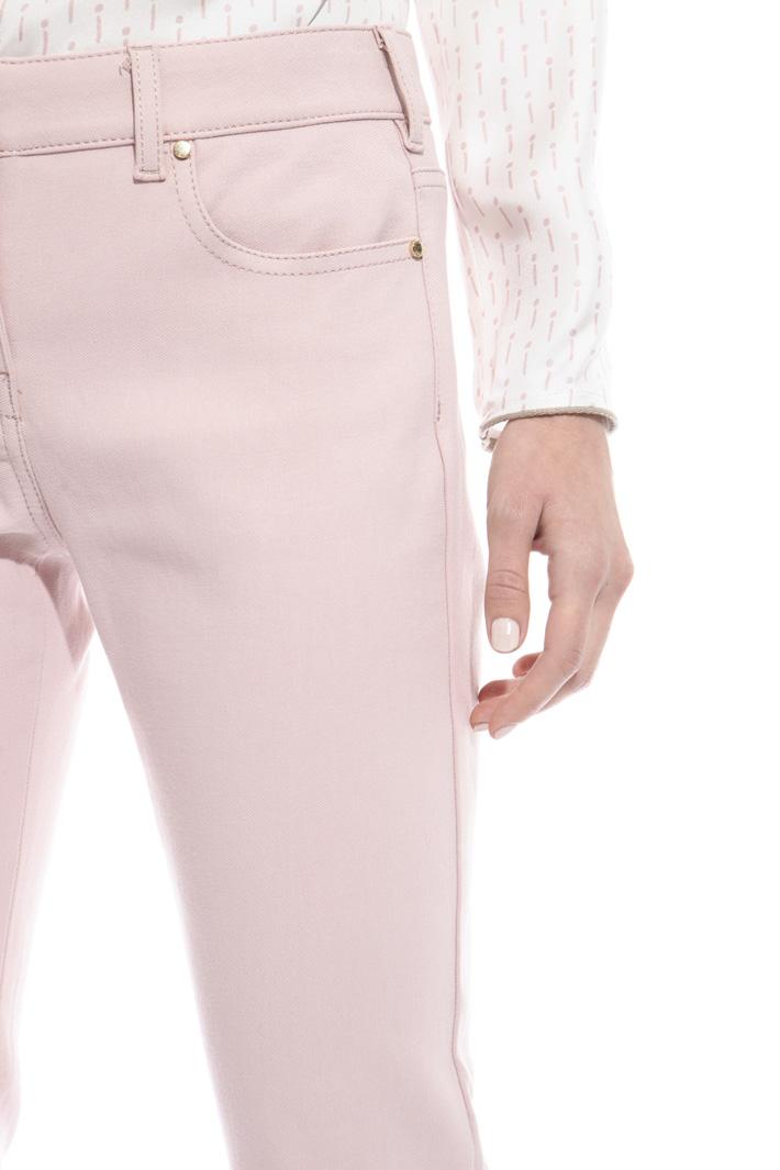 Pantalone in tessuto doppio Intrend