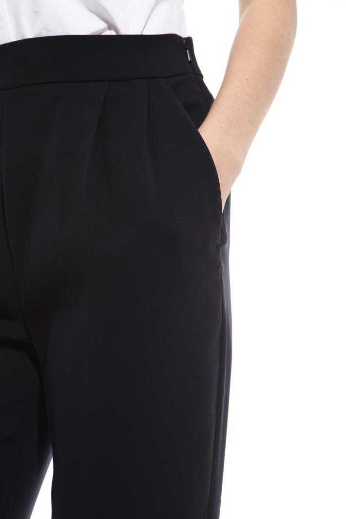 High-waist trousers Intrend
