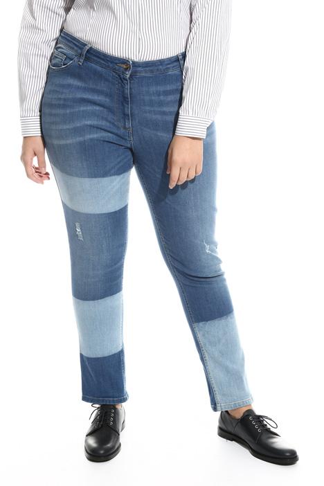 Skinny jeans in denim stretch Intrend