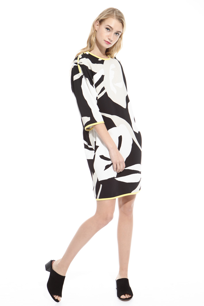 Kimono sleeve dress Intrend