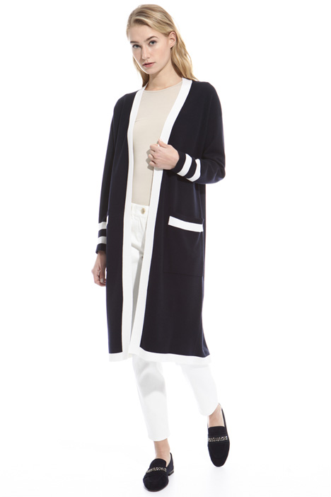 Virgin wool cardigan Intrend