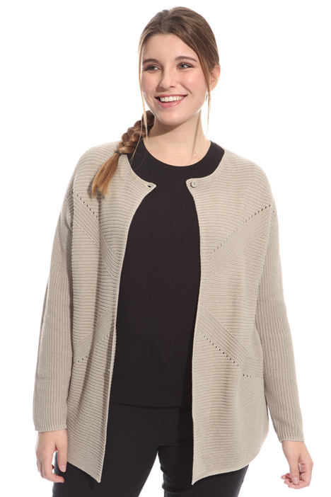 Cardigan in cotone Intrend