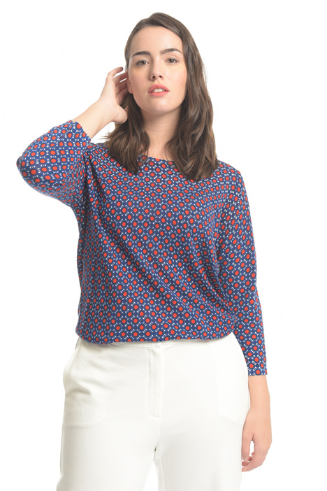 Viscose and cotton sweater Intrend