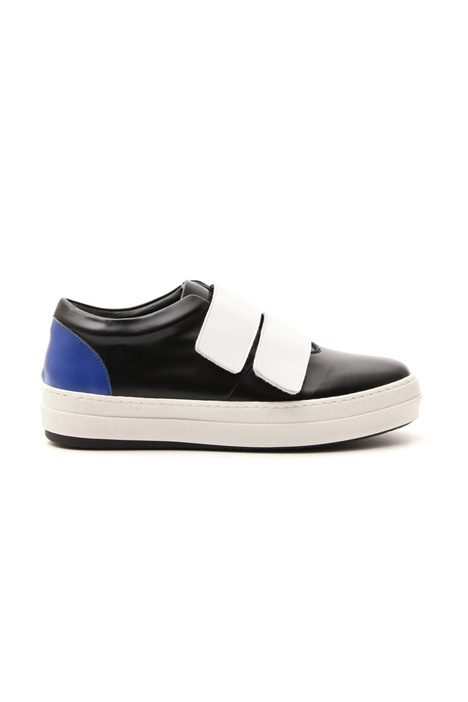 Double hook and loop sneakers Intrend