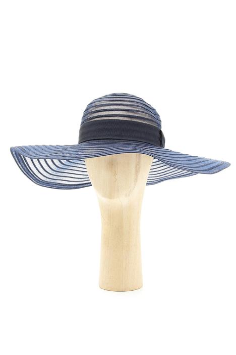 Cappello fettuccia trasparente Intrend
