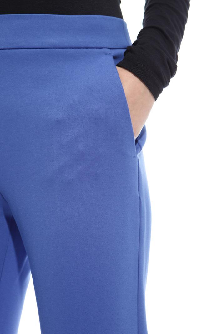 Pantalone in jersey doppio Intrend