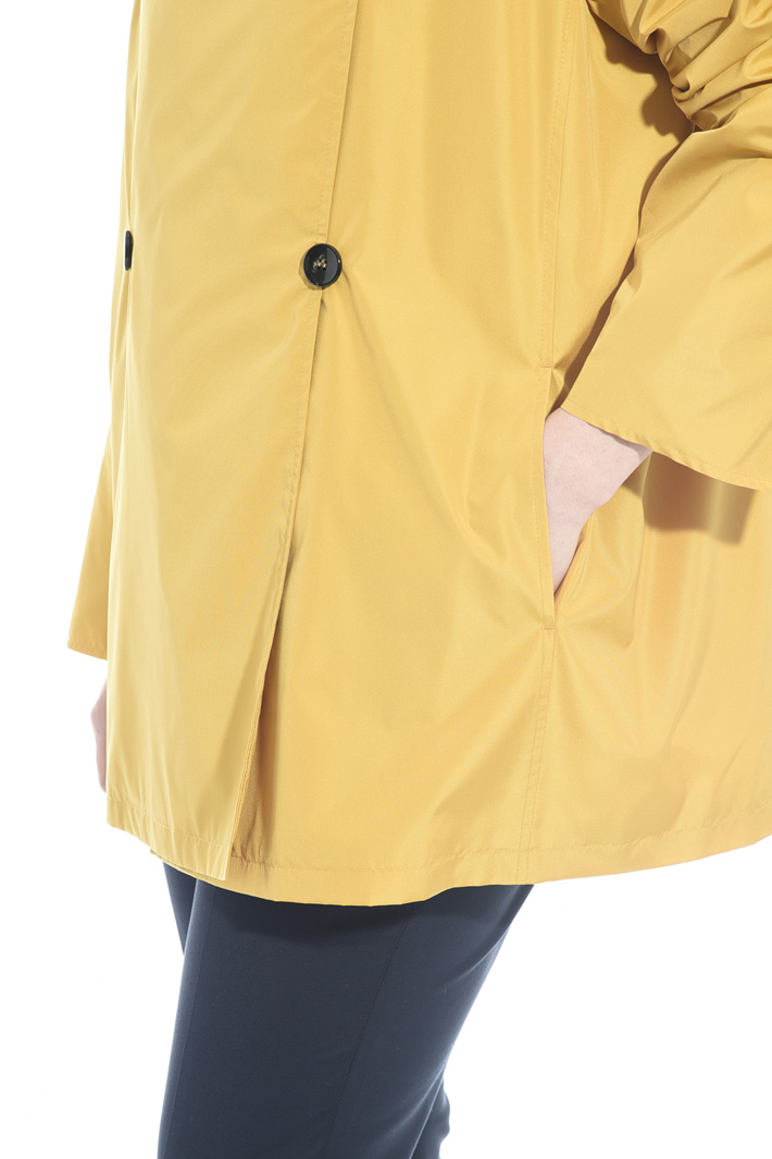Taffeta rain coat Intrend