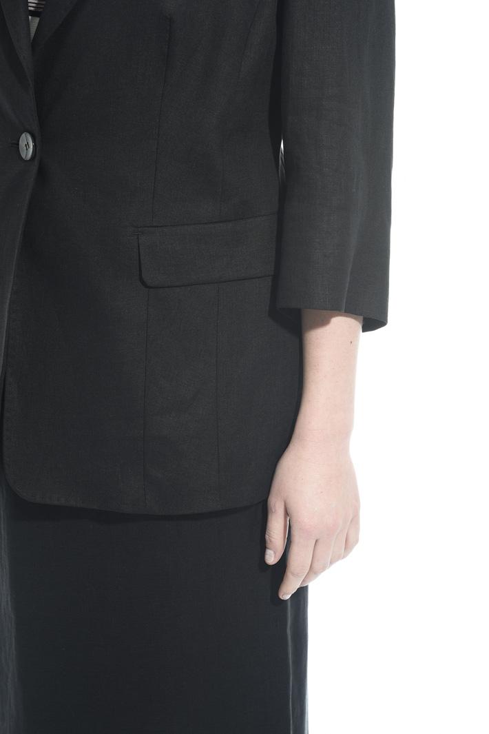 Pure linen jacket Intrend