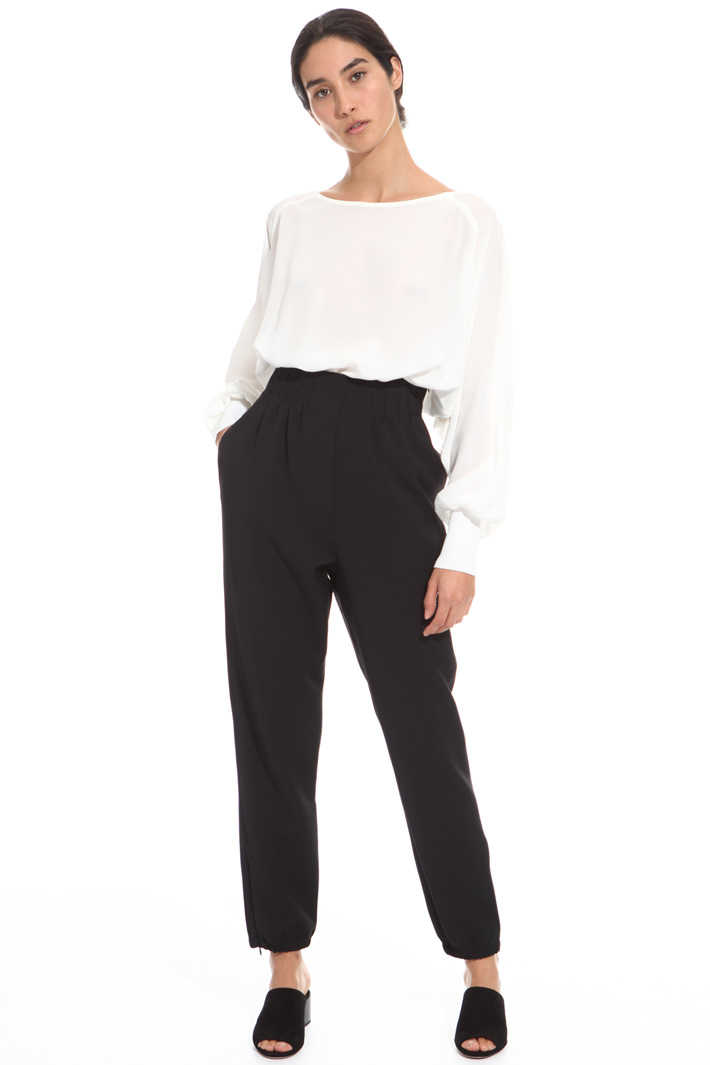 Heavy twill trousers Intrend
