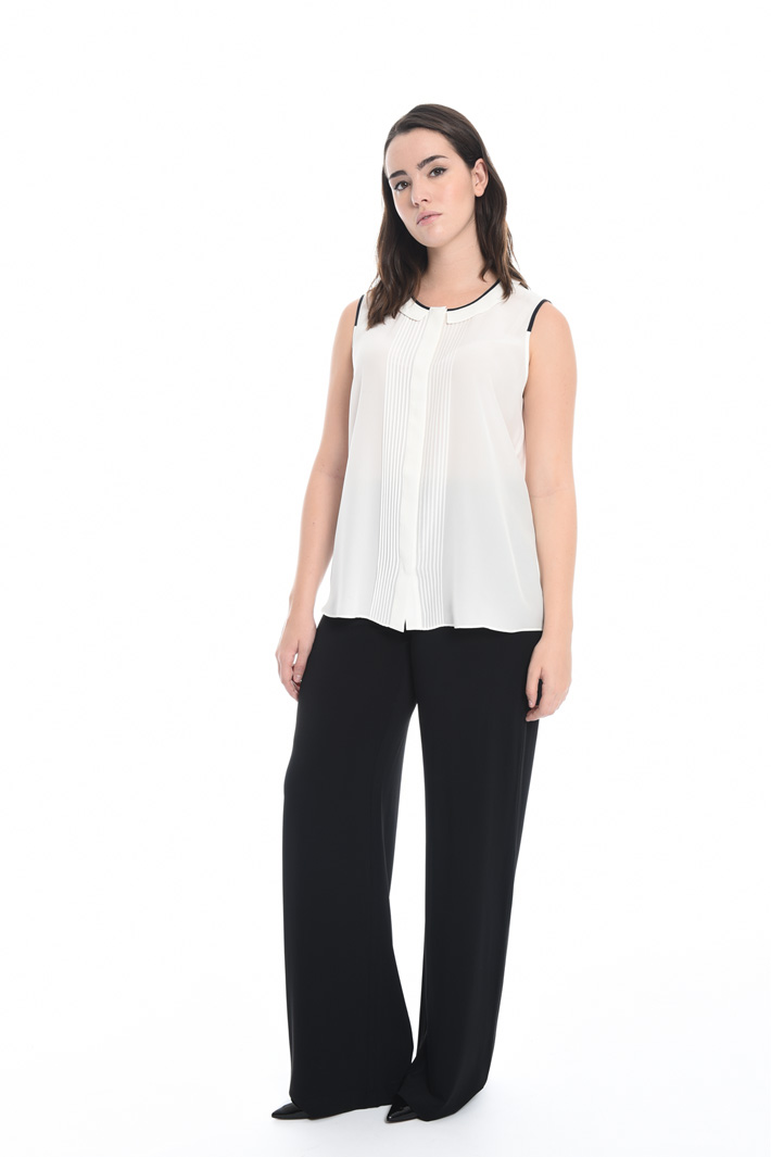 Pleated top Intrend