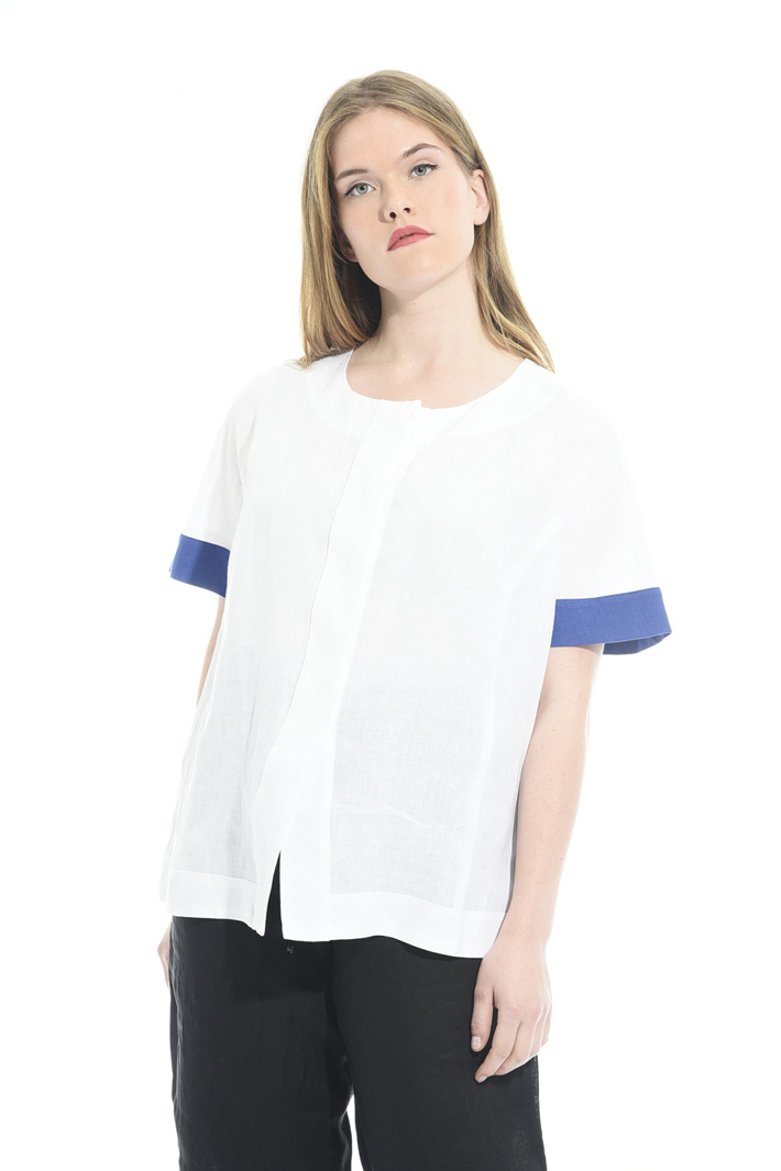 Pure linen tunic Intrend