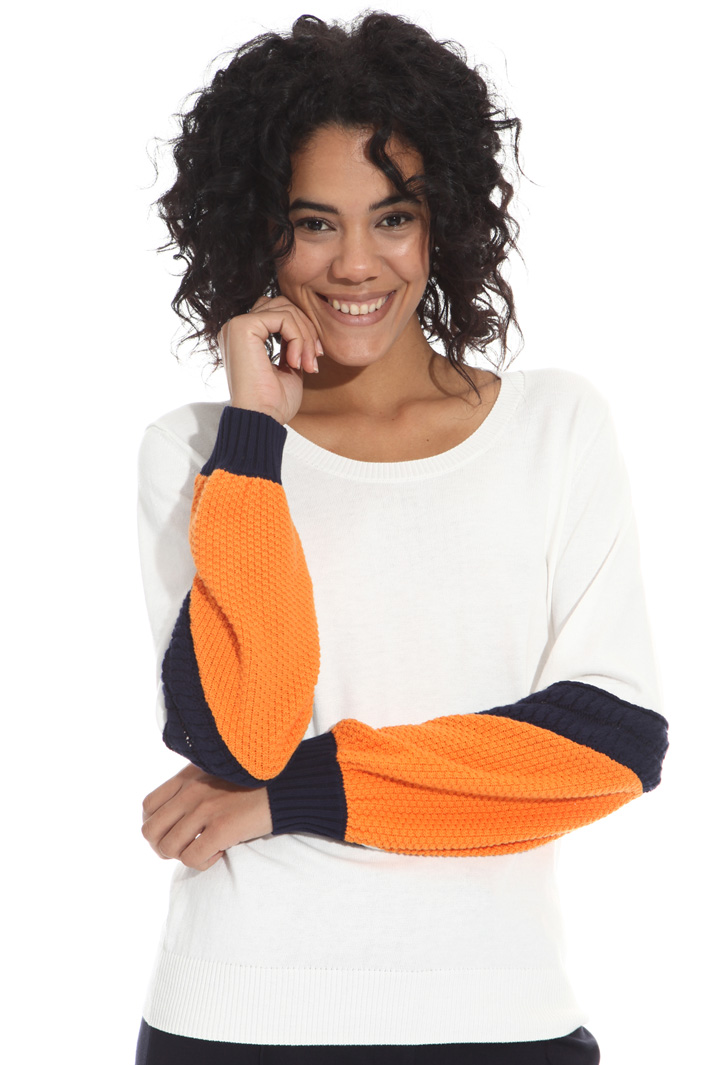 Wide sleeve sweater Intrend