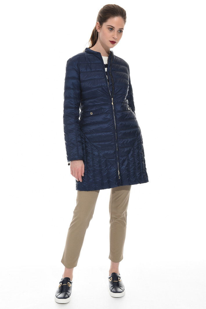 Padded tech coat Intrend