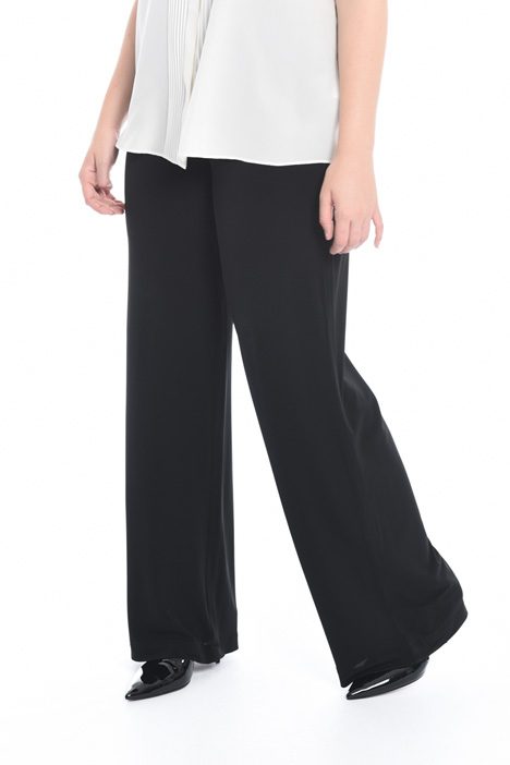 Pantalone palazzo in jersey  Intrend
