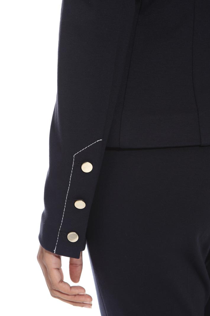 Milano stitch blazer Intrend