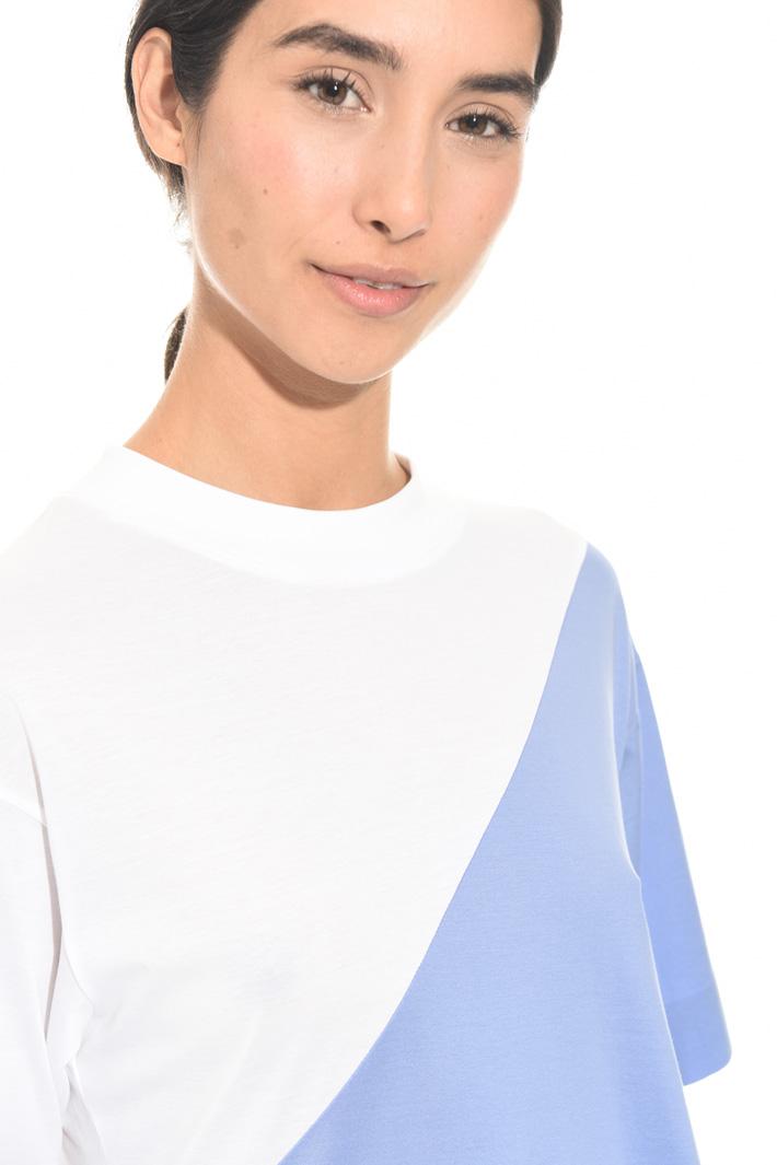 Asymmetrical T-shirt Intrend