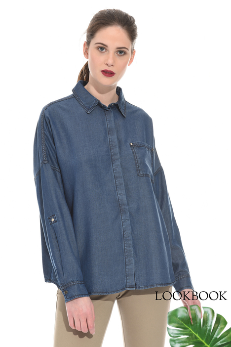 Yarn-dyed shirt Intrend