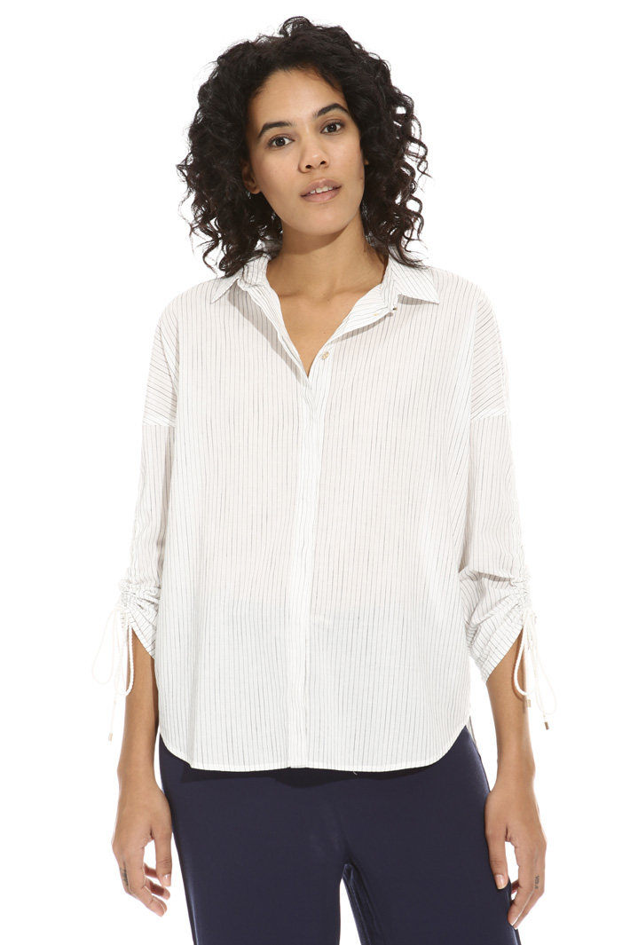 Oversized muslin shirt Intrend