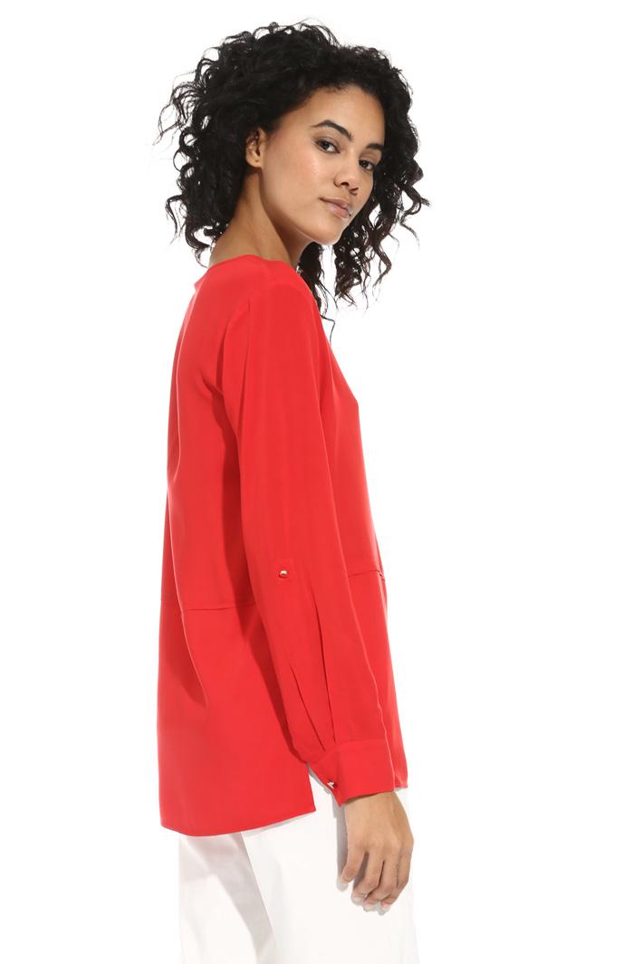 Fluid viscose blouse Intrend