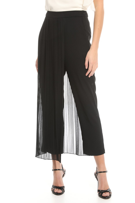 Pleated panel trousers Intrend
