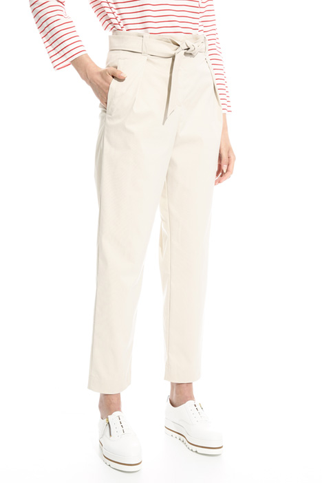 Pantalone stretch a vita alta Intrend