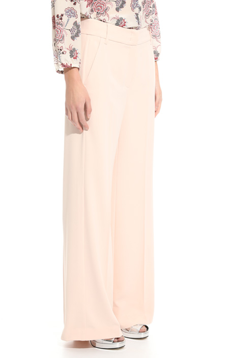 Crepe sablé trousers Intrend