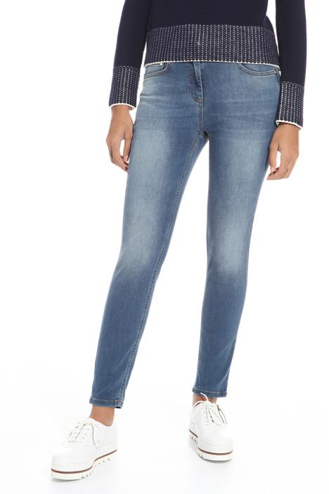 Jeans in denim super stretch Intrend