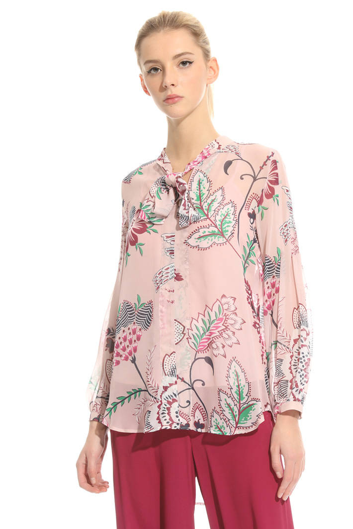 Printed shirt   Intrend