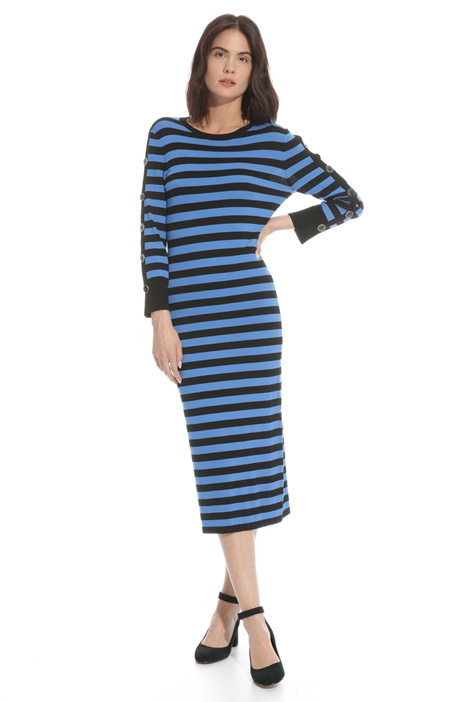 Knit longuette dress  Intrend