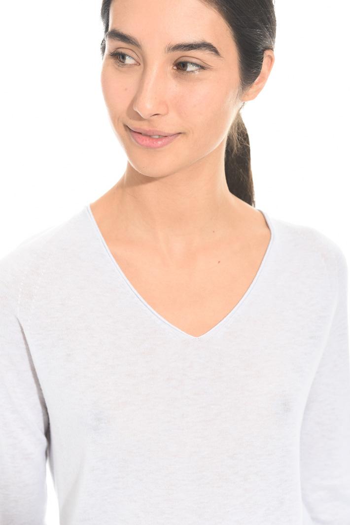 Light cashmere sweater Intrend