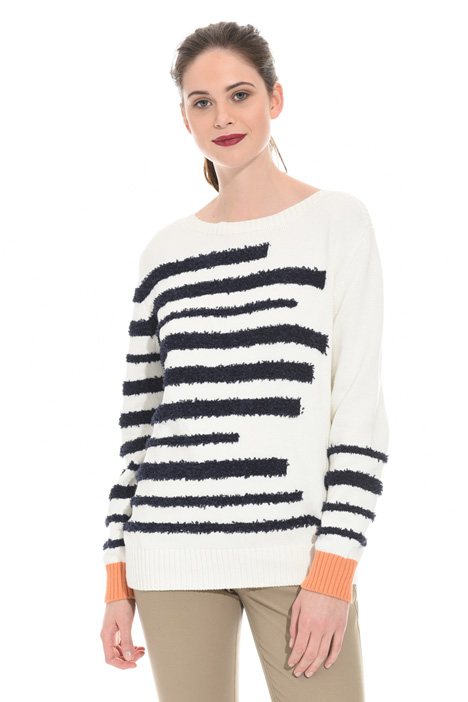 Striped sweater Intrend