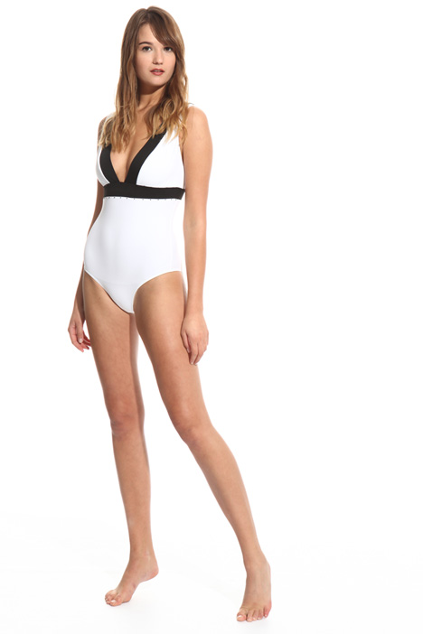 V-neck swimsuit Intrend