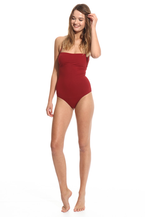 Strapless swimsuit Intrend