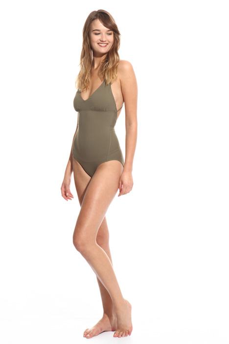 Cross back swimsuit Intrend