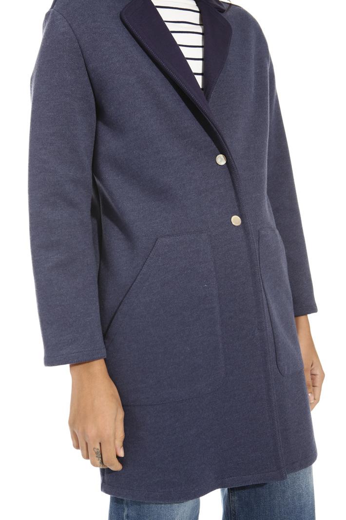 Cappotto in jersey doppio Intrend