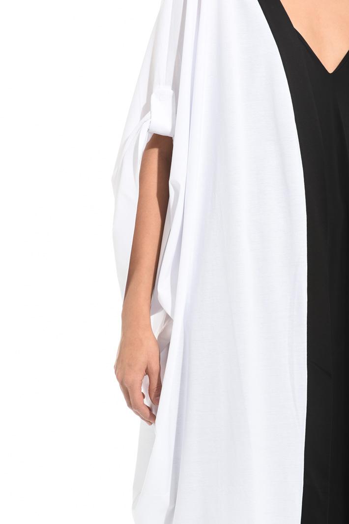Kimono sleeve gown Intrend