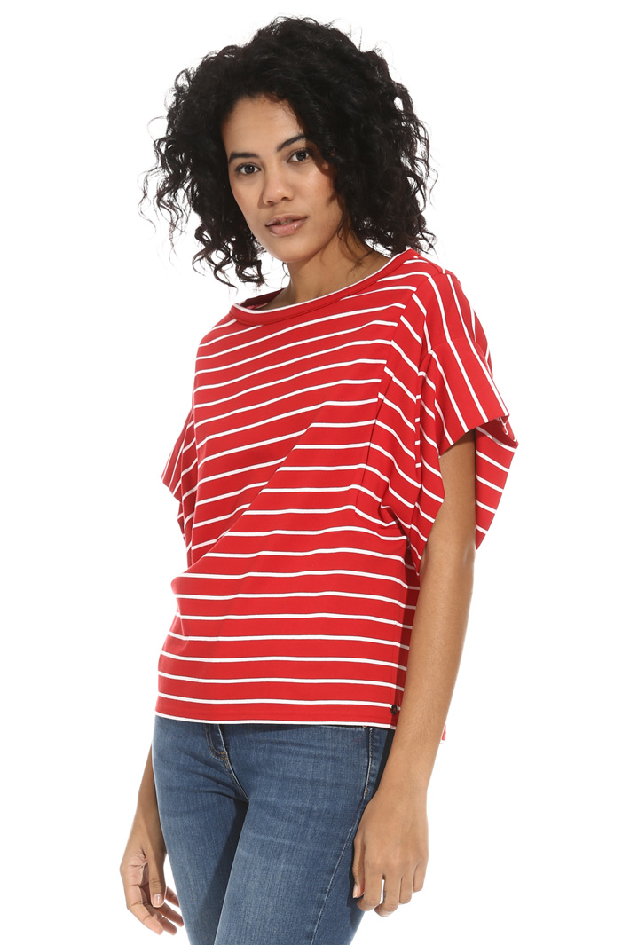 Heavy jersey T-shirt Intrend
